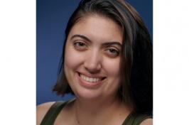 Student Veteran Spotlight: Adriana Campbell '21