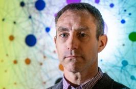Assistant Professor of Organizational Behavior Michael Kukenberger