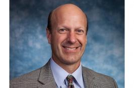 Dr. James Ramsay, professor of security studies at UNH