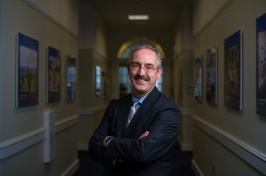 UNH Provost Wayne Jones