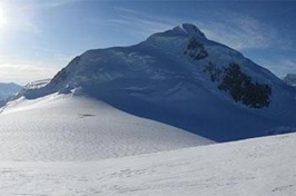 snowscape on Denali