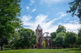 Thompson Hall at University of New Hampshire