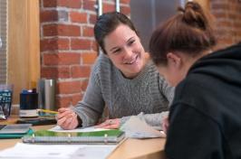 UNH Manchester library tutor