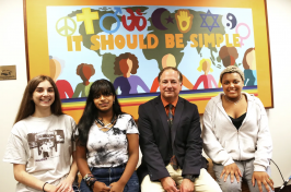Image of members of the Portsmouth School District's Equity Council