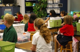 Image of children in the classroom