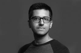 Vishnu Soni '22, neuropsychology major at UNH Manchester