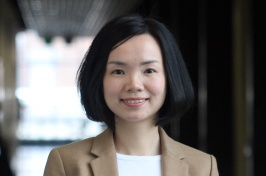 Weiwei Mo, assistant professor of civil and environmental engineering