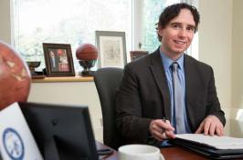 UNH Law professor Michael McCann