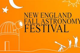NewEngland Astronomy festival signage