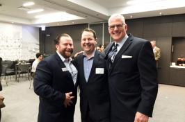 Brent Moody, Dan D'Auqanni and Jay DeWitt