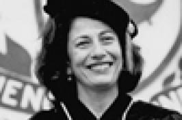 Remembering President Evelyn Handler
