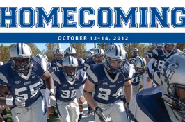 Homecoming October 12-14