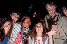 Jessie Doe Haunted House