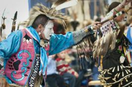 Experience a Powwow
