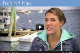 sarah  vanhorn in video shot
