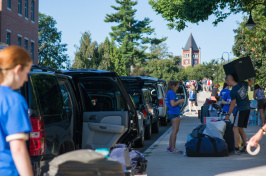 UNH welcomes the class of 2019