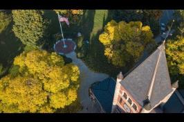 Autumn Aerials