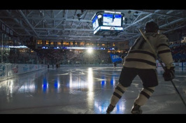 UNH Hockey: Behind the Scenes