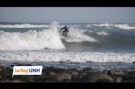 Surfing UNH