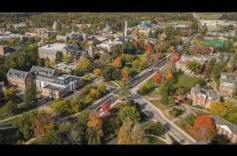 Fall at UNH: No Better View
