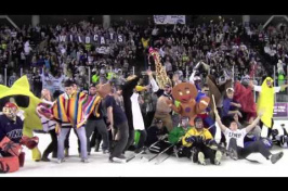 Fans Give Playoff-Bound Hockey Team a Harlem Shake Tribute