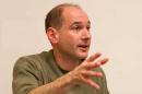 UNH professor David Kaye