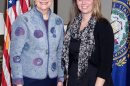 UNH student at Washington internship with U.S. Sen. Jeanne Shaheen