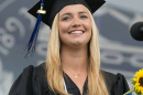 UNH graduate Brianne Kennedy