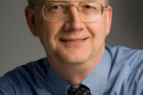 UNH researcher Ken Johnson