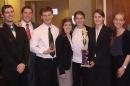 UNH mock trial team 2012