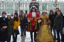 study abroad students in moscow