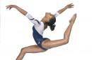 UNH women's gymnastics