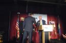 President Mark Huddleston