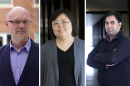 UNH professors who have received CAREER grants