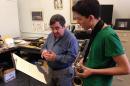 UNH professor emeritus of music David Seiler