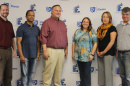 group photo of Ecenter fellows