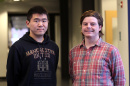 UNH undergraduate and graduate student