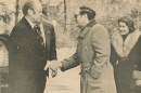 President Gerald Ford at UNH
