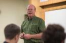 UNH professor Gregory McMahon