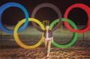 UNH alumna Katie McCarter '10 at the Rio Olympics