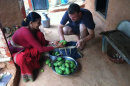 Andrew Phinney '14 in Nepal as Peace Corps volunteer