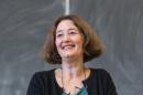 Sarah Sherman, UNH professor of English