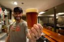 Portsmouth Brewery head brewer Matt Gallagher