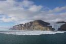 arctic shoreline