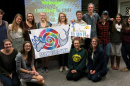 Members of the Slow Food Club at UNH