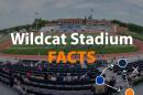UNH Wildcat Stadium Facts