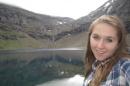 Graduate student Samantha Werner '14