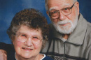 "Katherine ""Kay"" Frizzell Blaisdell '49 and Edward Blaisdell '50"