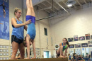 UNH gymnastics youth camp