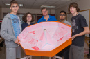 Students in UNH's Project SMART